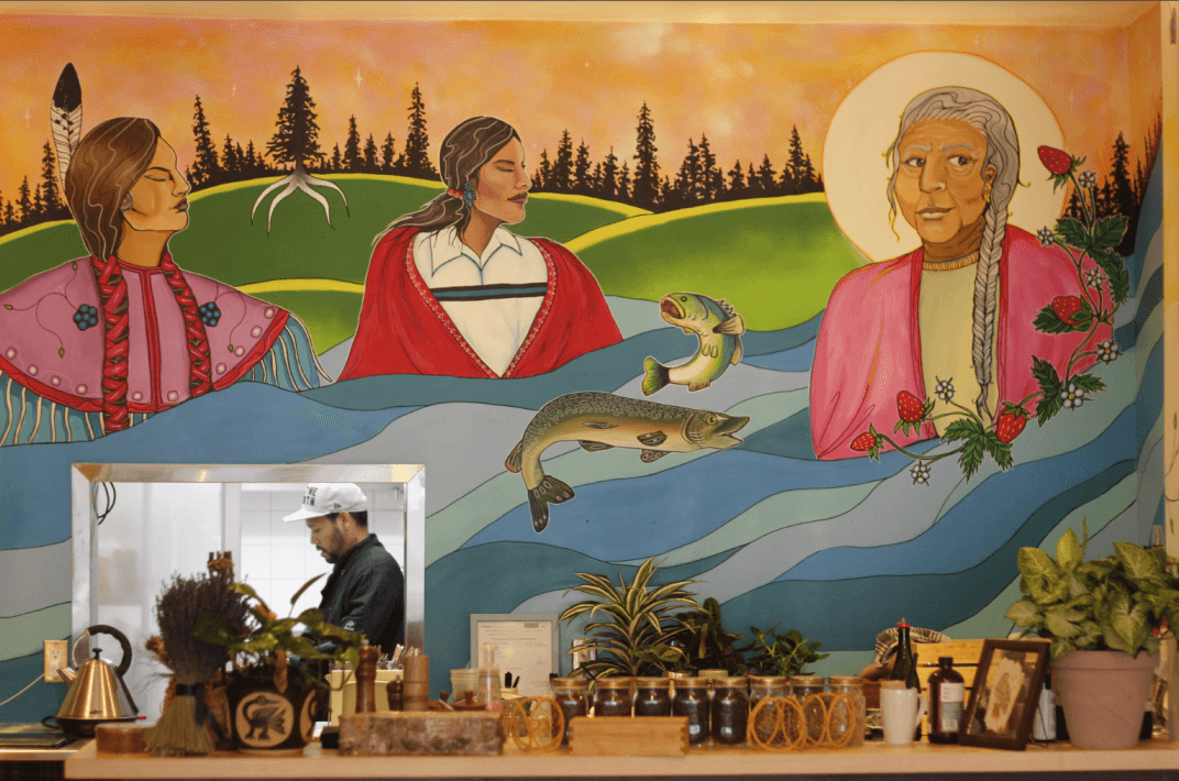 ku kum aboriginal toronto restaurant