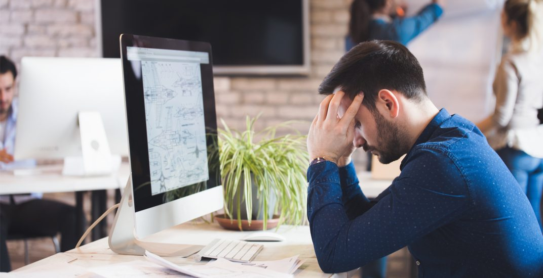 Survey: One-in-four Canadians has left a job due to stress