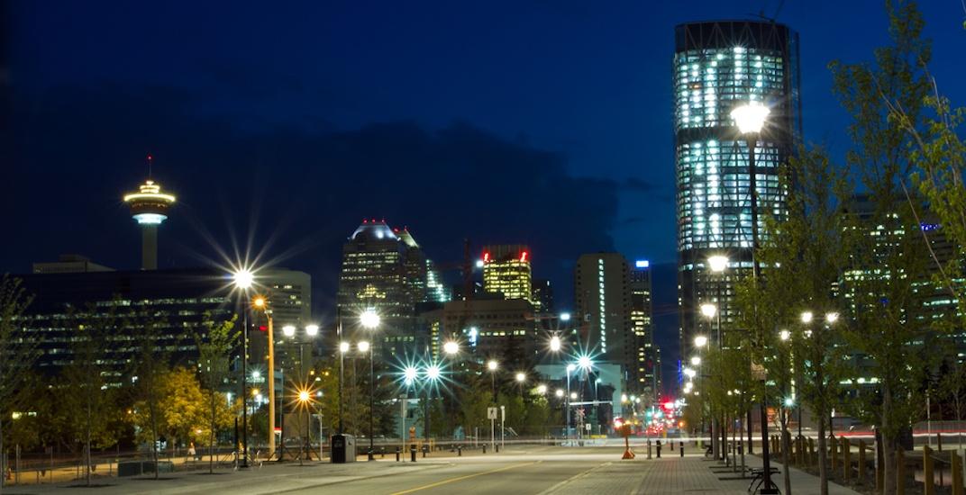 Calgary lightbulb shutterstock