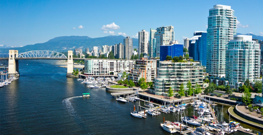 Vancouver could be about to get five whole days of sunshine