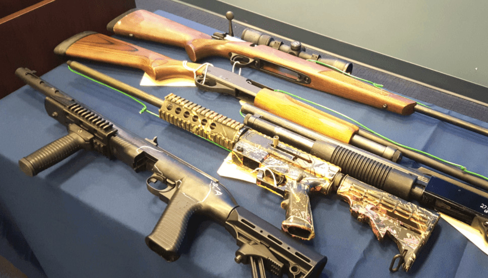 Vancouver police investigation leads to seizure of guns and drugs