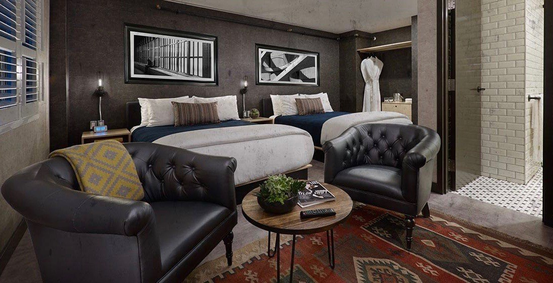 A new boutique hotel is opening in downtown Toronto this fall