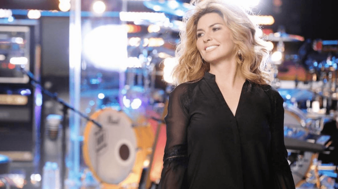 Shania Twain 2018 Edmonton concerts at Rogers Place