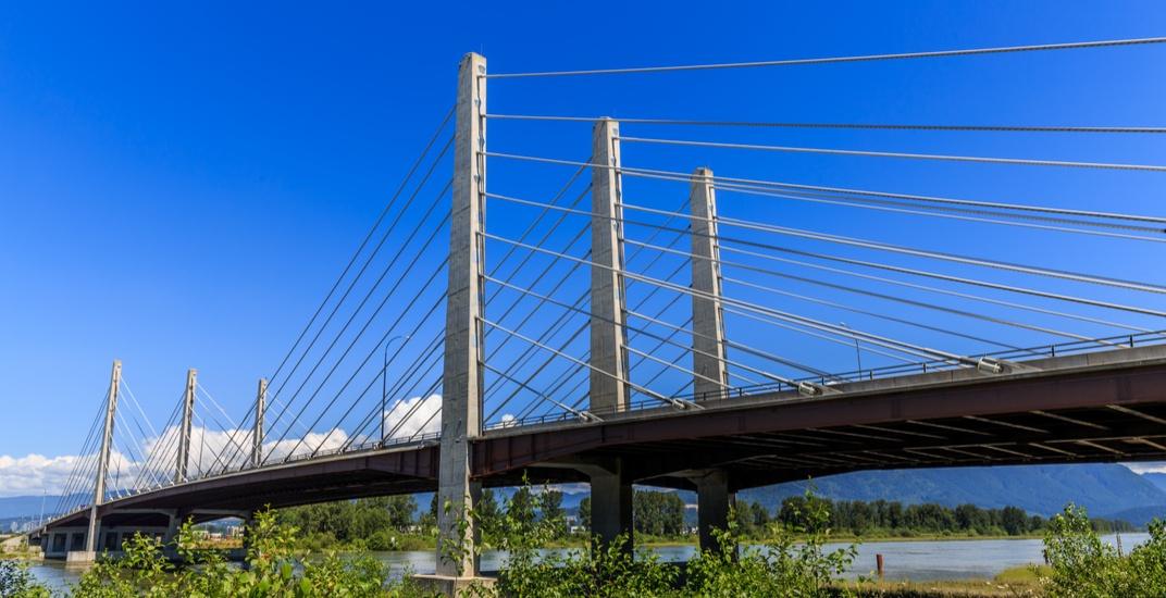 Fatal crash on Pitt River Bridge Thursday morning