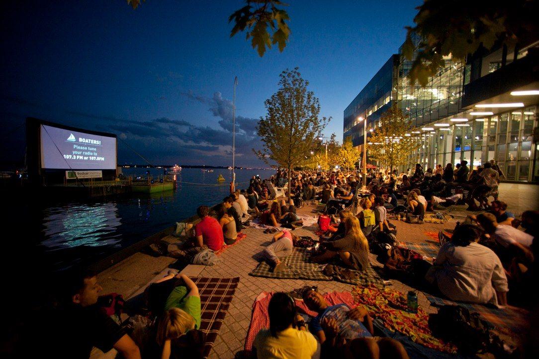 Sail-in Cinema postpones tonight's screening due to weather