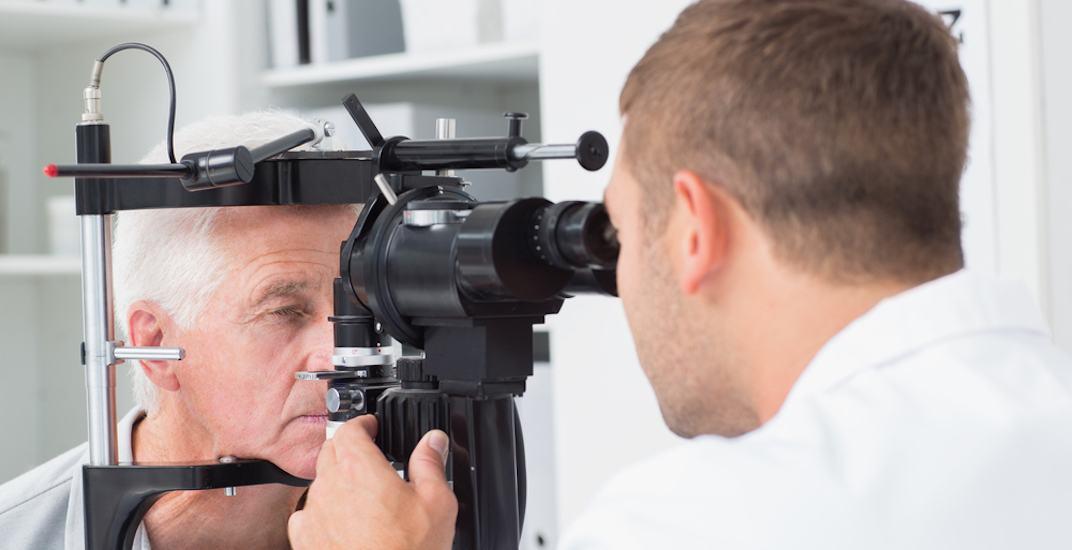 Eye exam shutterstock