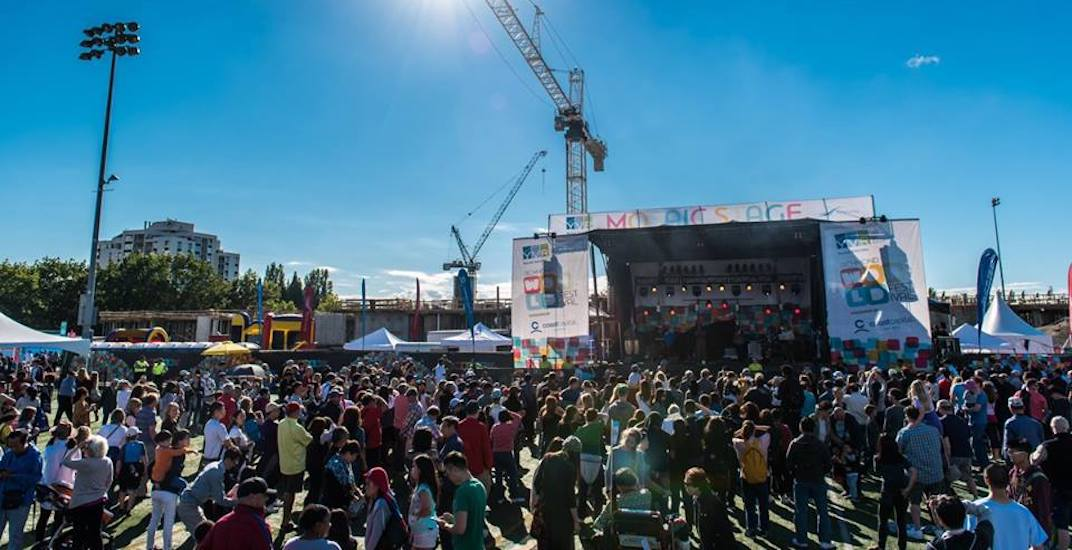Tokyo Police Club and Dragonette to headline Richmond World Festival 2017
