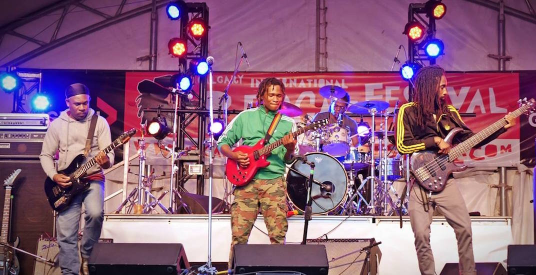 Calgary enjoy sounds of Caribbean with ReggaeFest 2017 this weekend