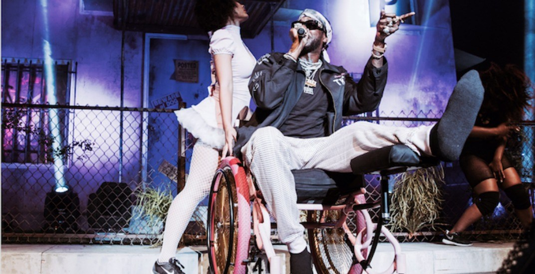 There's another way you can see 2 Chainz in Vancouver this Friday night