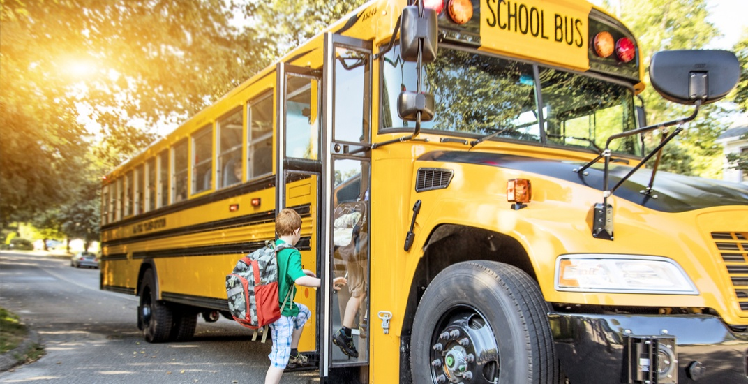 Ontario is getting electric school buses to help fight climate change