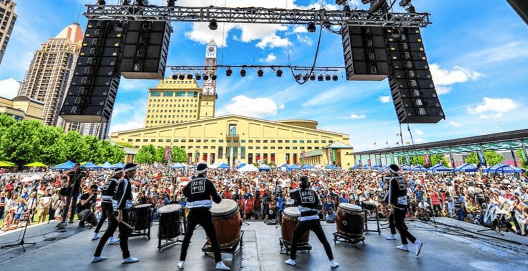 Canada's biggest Japanese Festival is happening next week