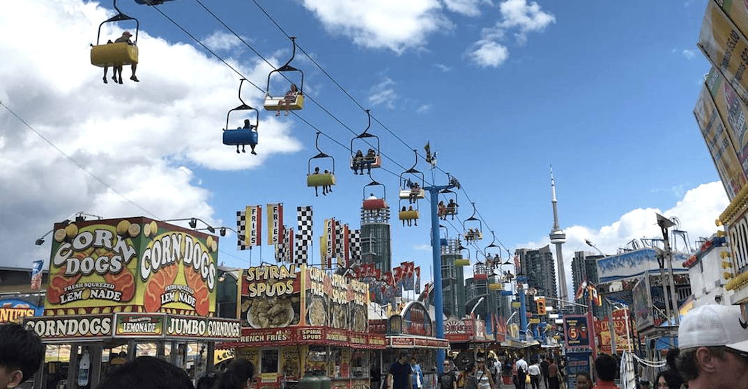 20 amazing photos from opening day at the CNE