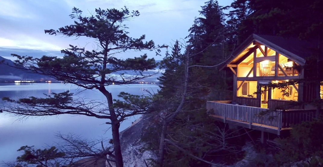 5 private islands you can rent in BC