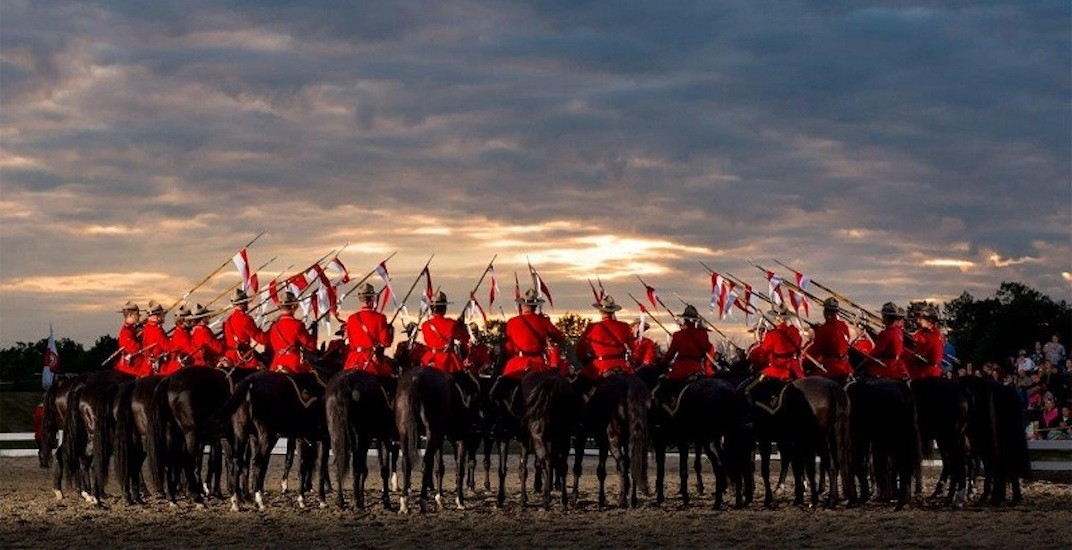 RCMP Musical Ride returns to The Fair at the PNE for Canada 150