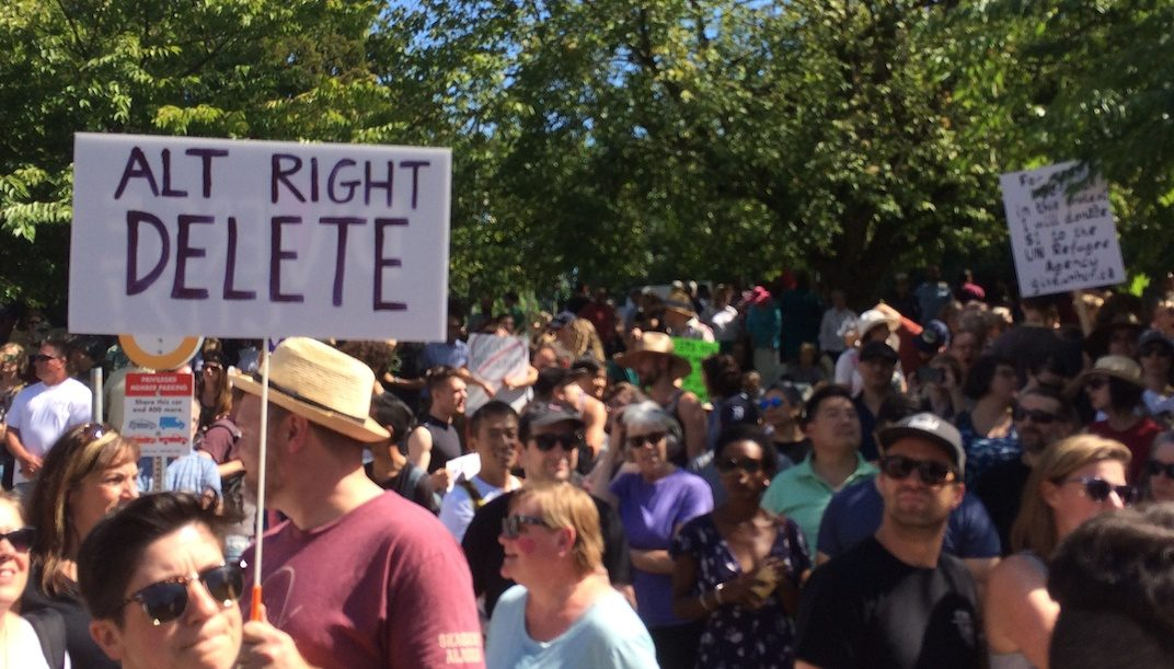 Anti-racism rally planned for The Beaches this weekend