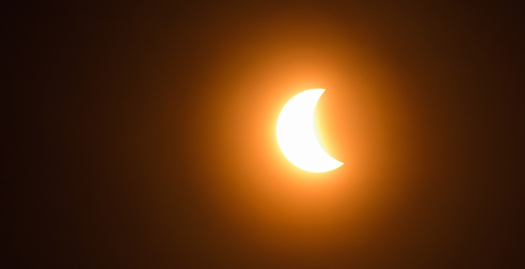 Vancouver optometrist sees 50 calls for solar eclipse-related eye issues