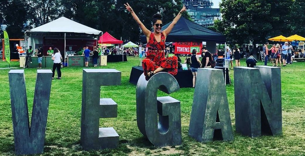 26 photos from the Vegan Food & Drink Festival in Toronto