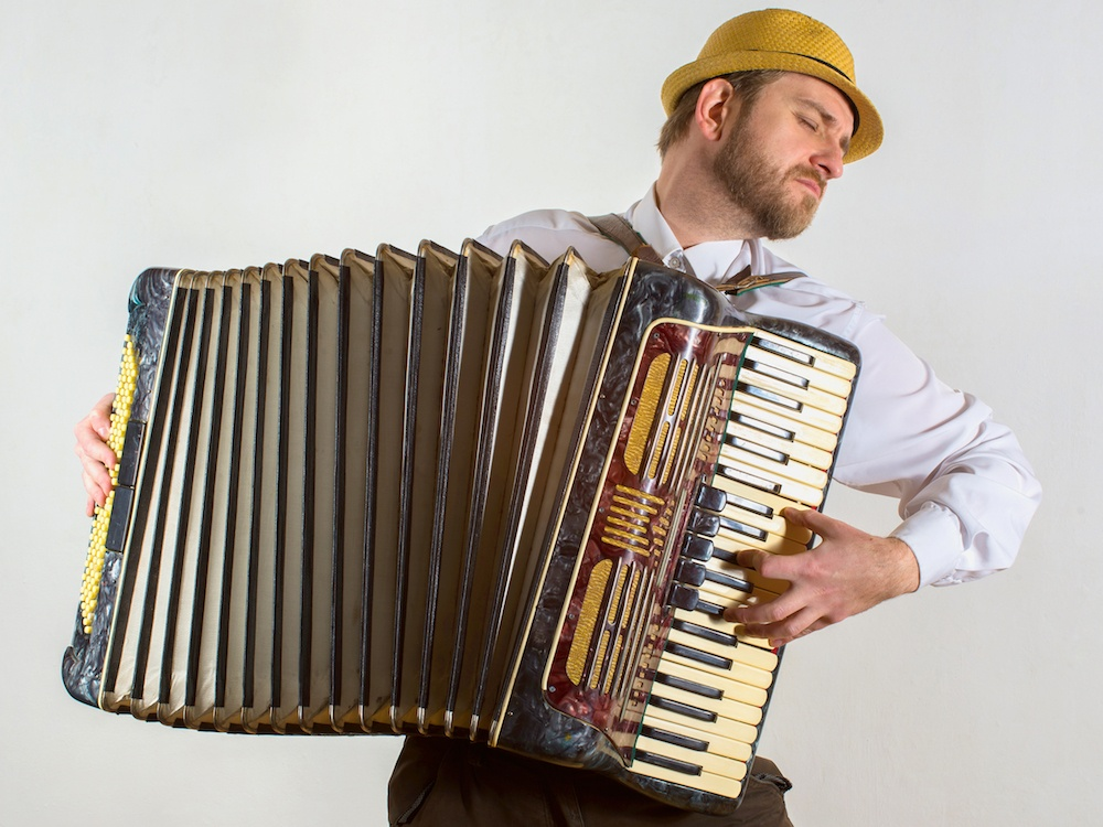 Vancouver has an accordion festival... because of course it does