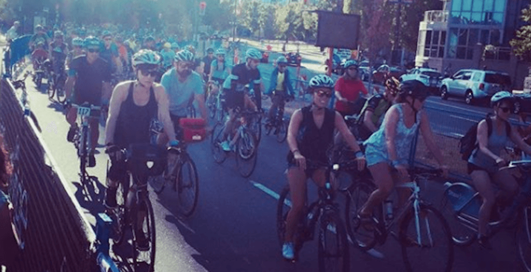 16 shots from Vancouver's first Our Cityride (PHOTOS)