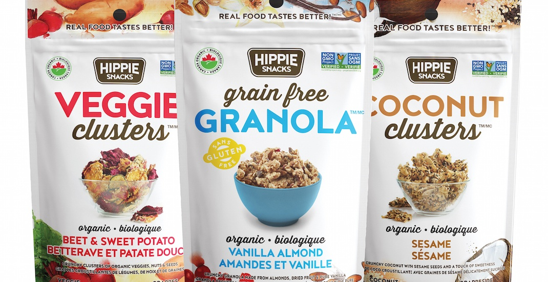 Hippie Snacks really wants you to know #realfoodtastesbetter (CONTEST)