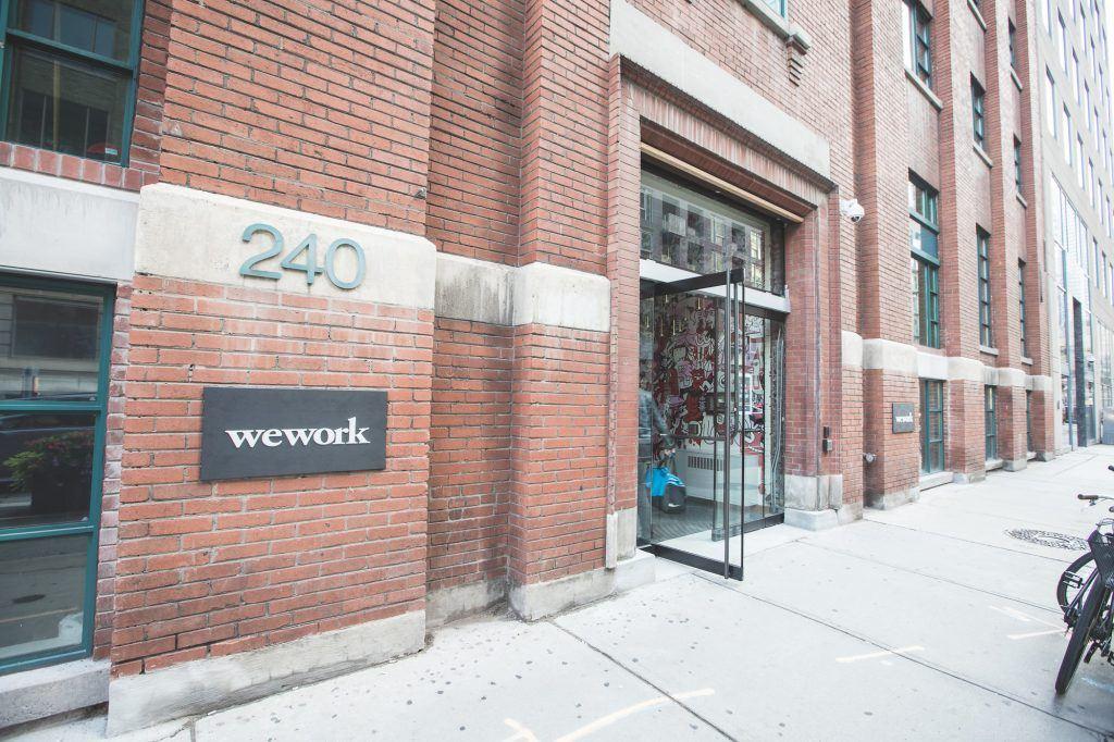 WeWork Toronto