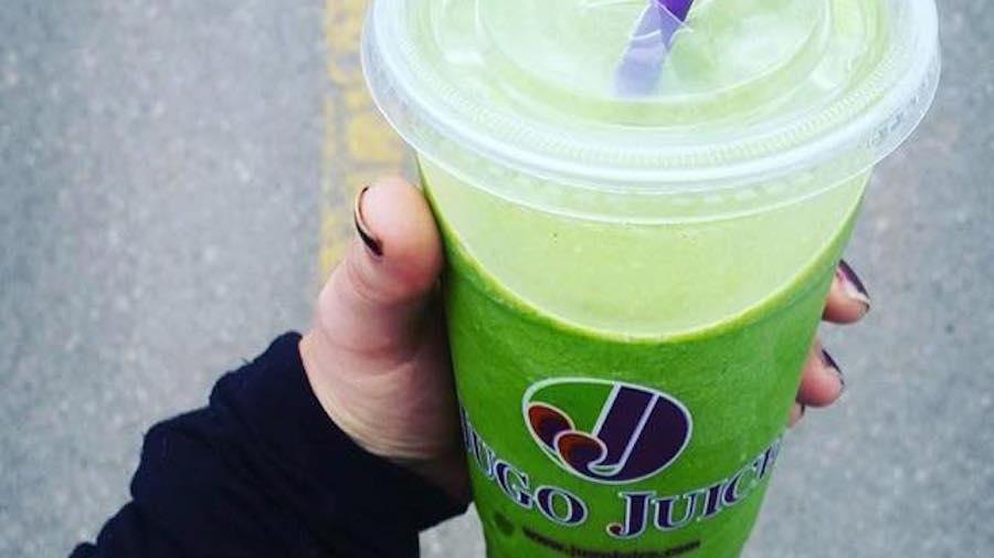 Jugo Juice teams up with Fiasco Gelato to put no sugar added froyo on the menu