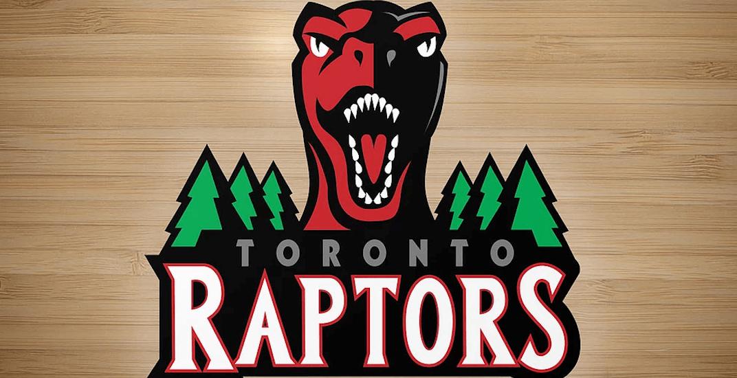 Raptors timberwolves logo