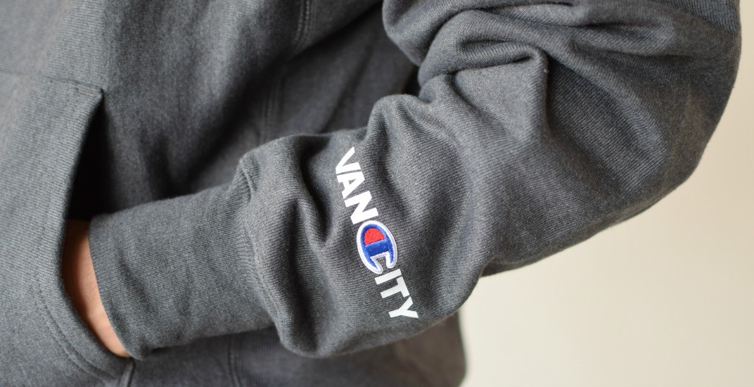 Vancity Original links up with Champion for a capsule of sportswear pieces
