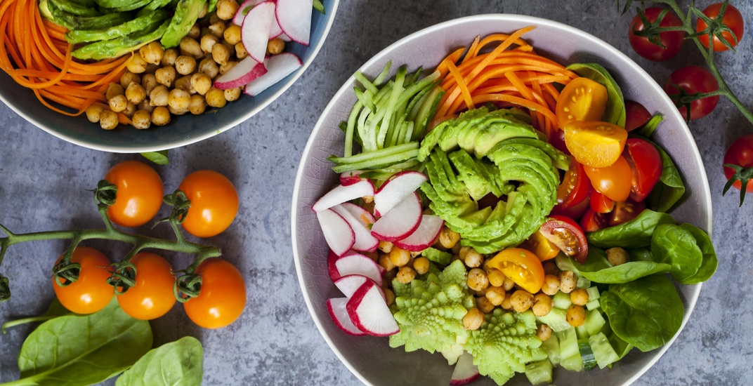 Montreal is hosting a massive vegan food festival next month