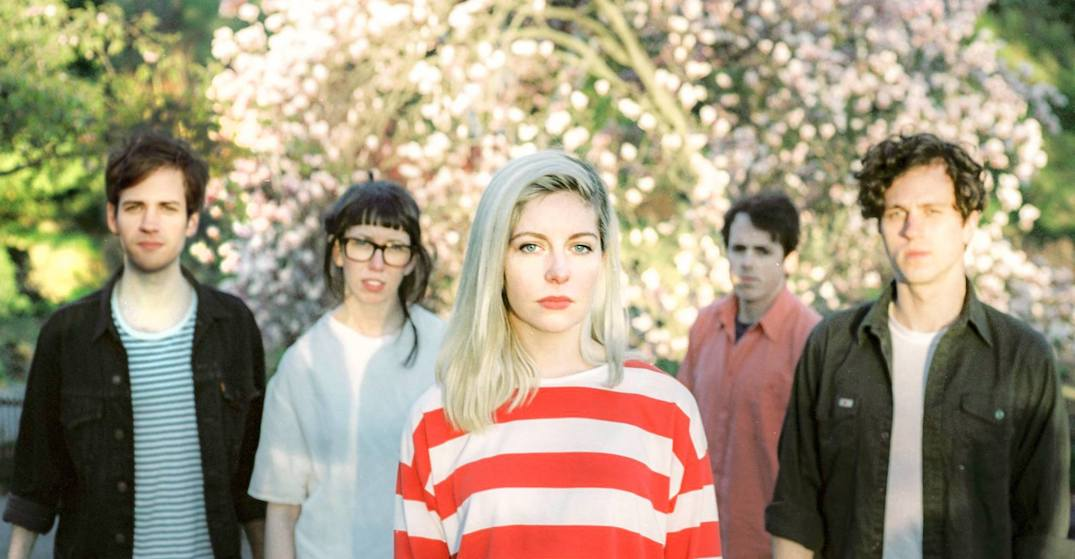 Local band Alvvays throwing a party on a TTC streetcar tonight
