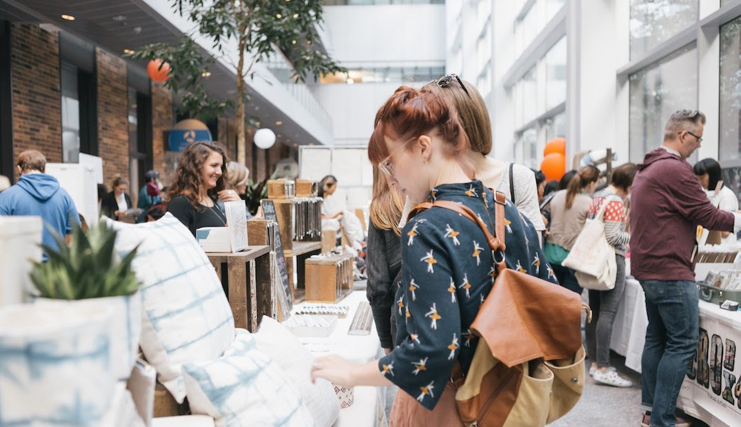 Canada's largest one-day pop-up market hits Toronto next month