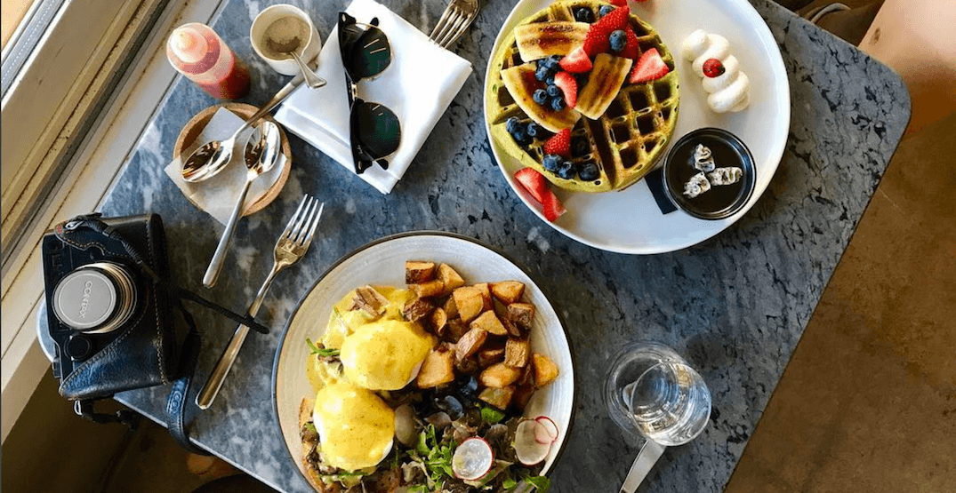 Check out this IG-worthy brunch with a Japanese twist in Kitsilano