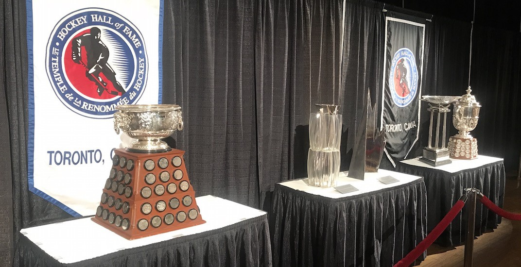 Hockey Hall of Fame comes to the PNE (PHOTOS)