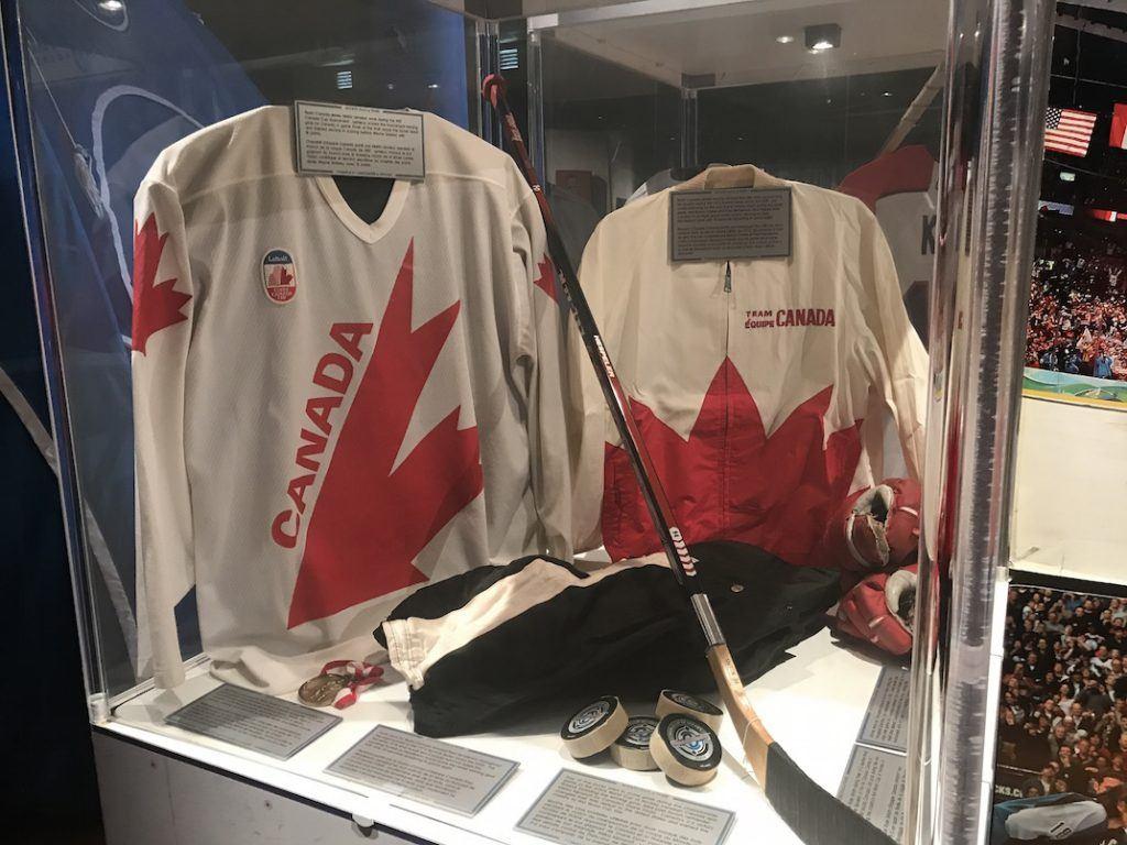 PNE Hockey Hall of Fame