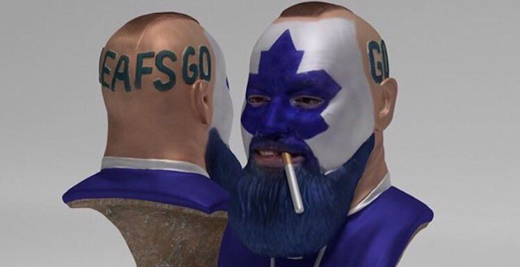 Dart guy leafs
