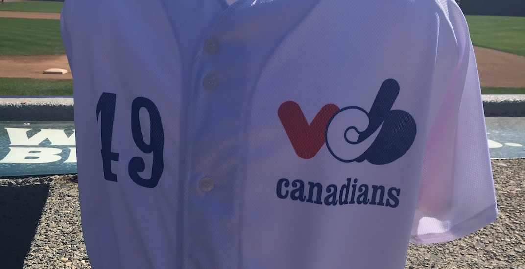 These Montreal Expos inspired Vancouver Canadians jerseys look sick