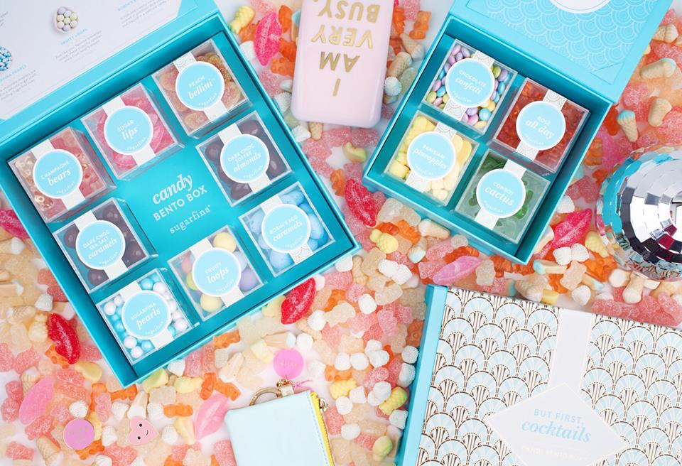 Sugarfina candy bento box
