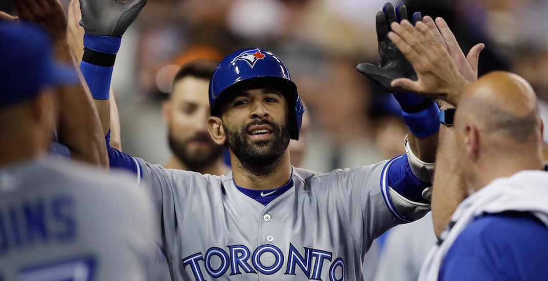 Enjoy Jose Bautista now, because his time with the Blue Jays is likely coming to an end