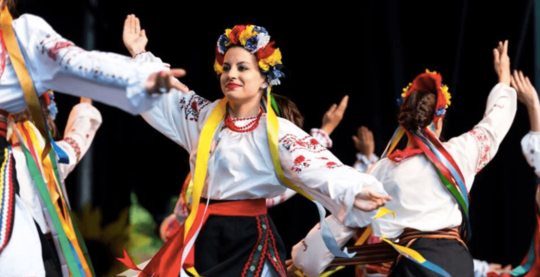 A massive Ukrainian festival is coming to Montreal in September