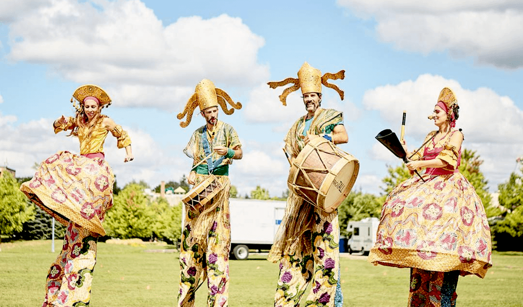 Toronto's BuskerFest takes over Woodbine Park next weekend