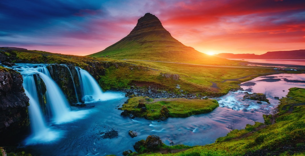 You can fly from Toronto to Iceland for $235 roundtrip this winter and spring