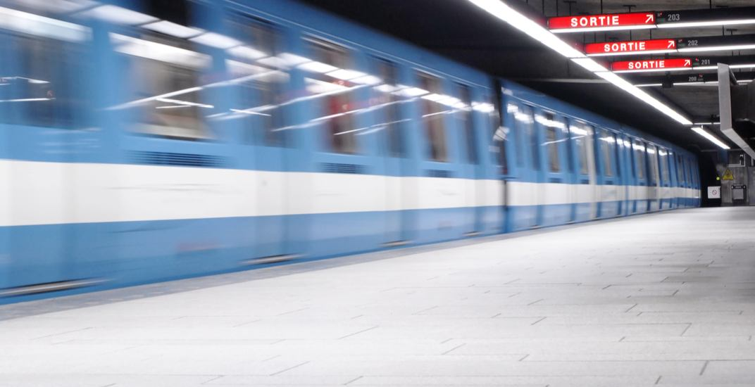 Montreal's transit system the best in Canada: REPORT