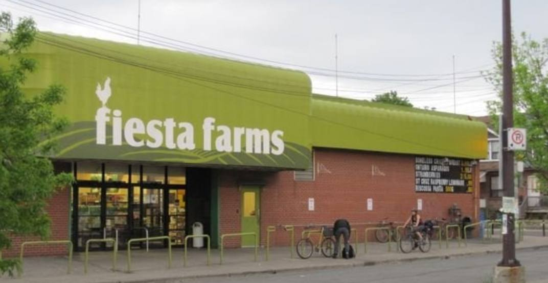 Independent grocer Fiesta Farms literally bought the farm