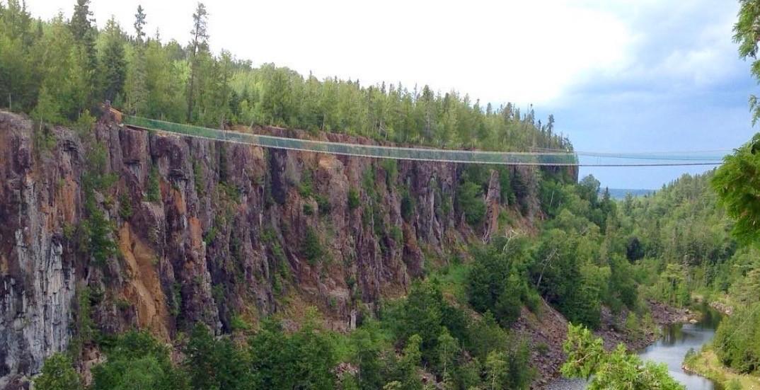 FYI: Canada's longest suspension bridge is in Ontario (PHOTOS)
