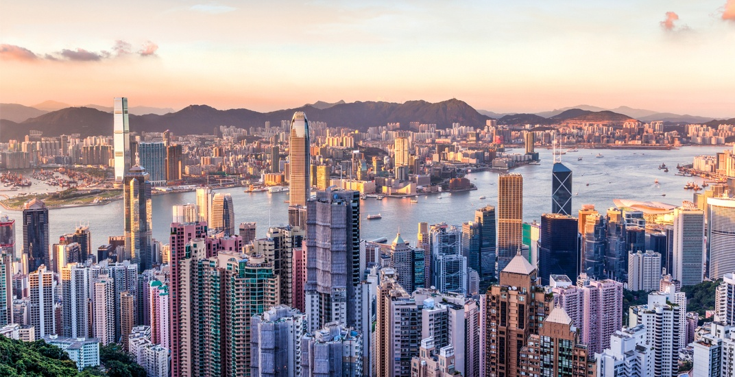 Flights from Calgary to Hong Kong going for under $540 roundtrip