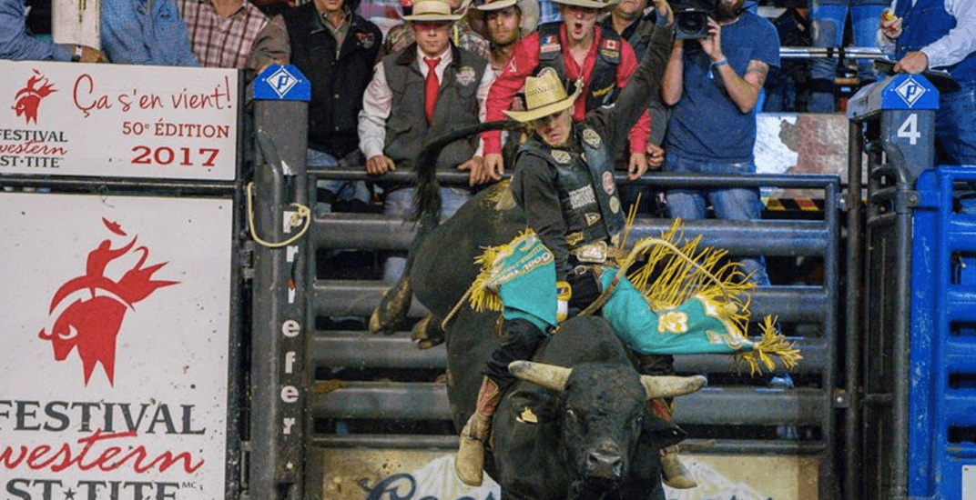 Montreal is hosting a controversial rodeo this weekend