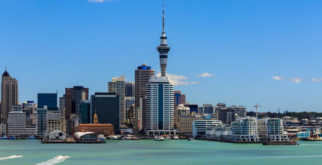 Auckland shutterstock