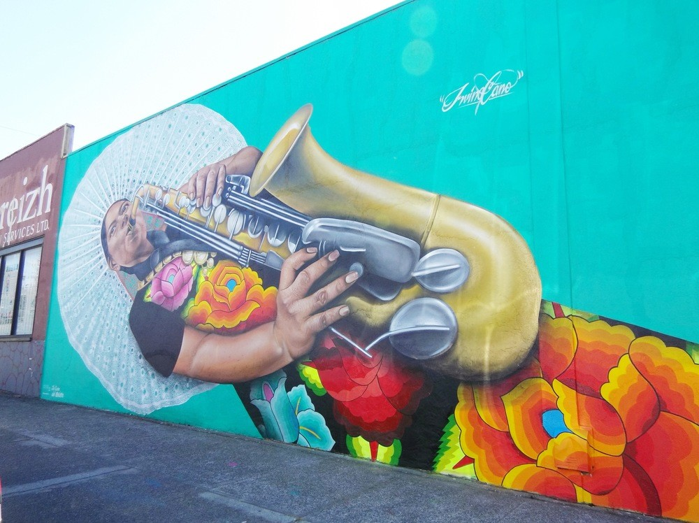 Latino Street Art Vancouver