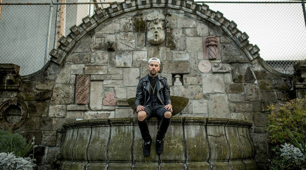Finally, Canadian-born rapper SonReal is coming to Vancouver