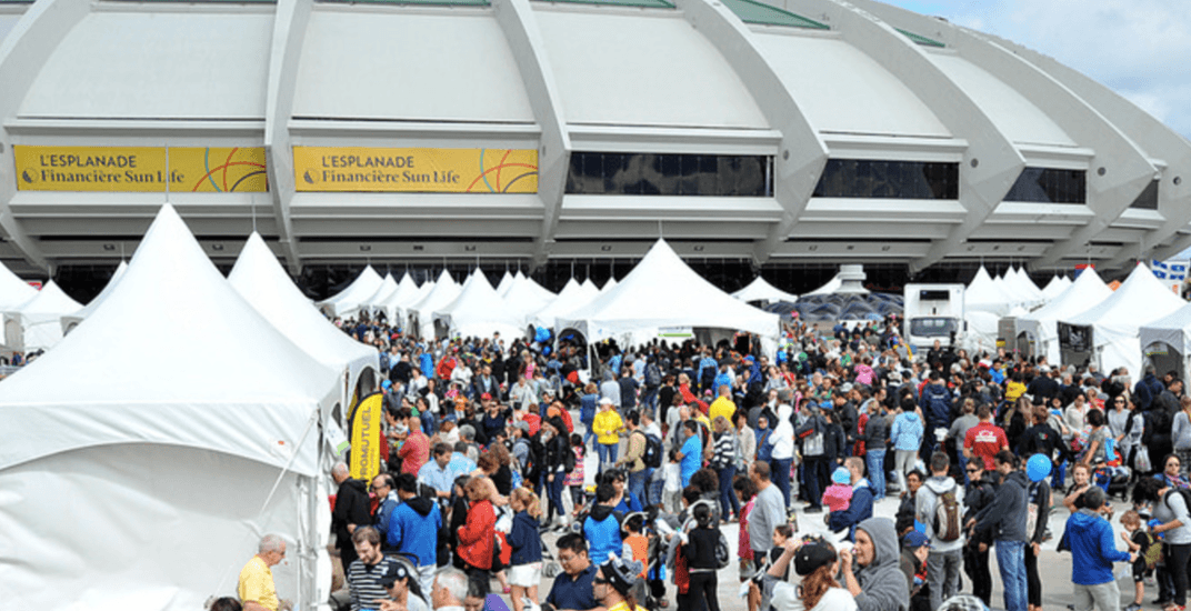 A massive farmers' market is coming to Olympic Stadium this September